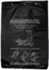 Dog Waste Bag 210x320+35 mm